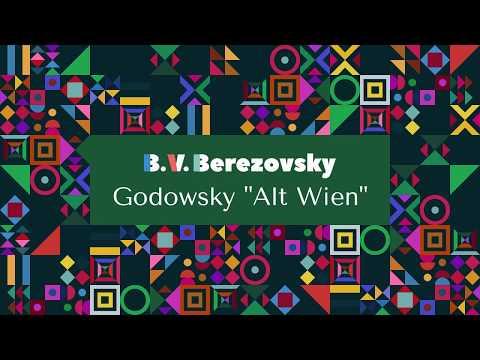 """Boris Berezovsky - Godowsky """"Alt Wien"""""""